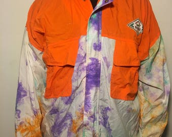 Vintage Costa Picante Windbreaker