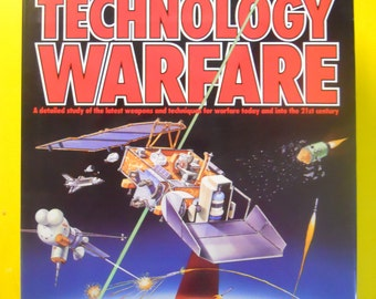 An illustrated examination of ADVANCED TECHNOLOGY WARFARE Salamander 1985
