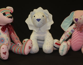 Cherished memory bears and friends