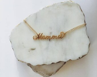 Momma Necklace