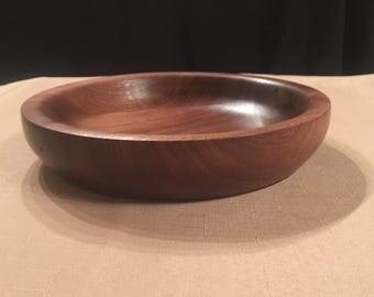 Walnut Centerpriece Bowl