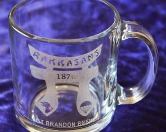 Rakkasans Etched Coffee Mug