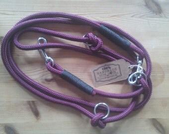 Dog leash TAU - multi adjustable