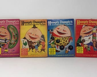 Humpty Dumpty's Magazine for Little Children