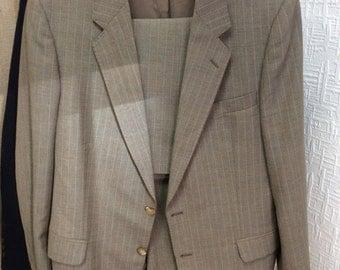Campbell Brown /odermark vintage suit
