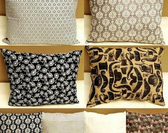 Handmade Accent Pillows