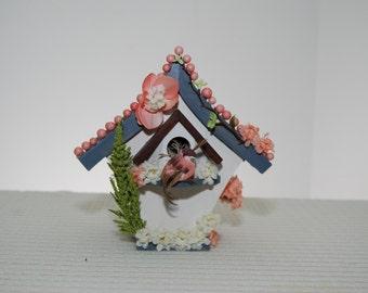 Decorative Birdhouse (137)