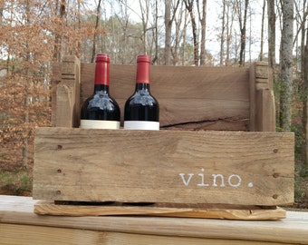 Rustic Wine/Bottle Rack