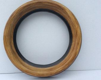 Italian round frame (diameter 24 cm)