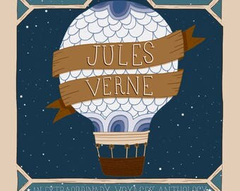 JULES VERNE Anthology (comics & Illustrations)
