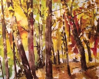 Autumn Woods 2