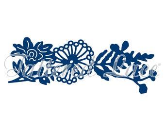 Tattered Lace dies , dies , die , stanzen , Tattered Lace Dies - Floral Bouquet