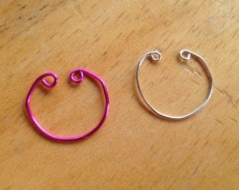 Simple No-Pierce Earrings