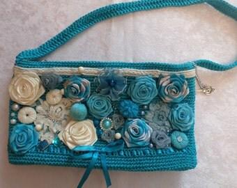 women's knitted bag