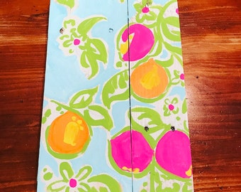 Love Lemon Art/ Lilly Inspired / Lilly Style/ Lilly Themed