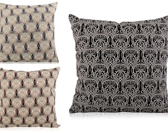 Liberty Style Cushions with Fillers Various Sizes 28cm , 36cm, 43cm , 60cm