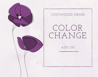 Change my color!