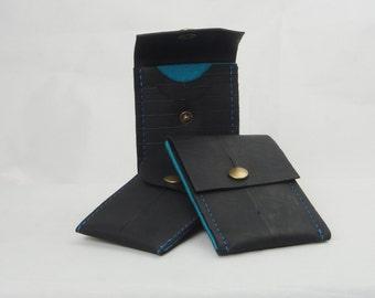 Card holder / mini-purses of tractor tube