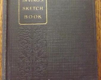 Irving's Sketch Book 1928