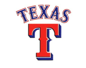 Rangers embroidery design - Machine embroidery design
