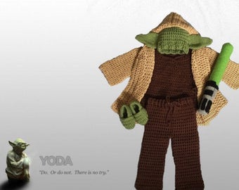 Baby Yoda Costume/outfit