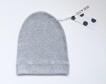 Organic baby beanie,  slouch beanie, baby beanie, beanie, newborn hat, baby girl hat, baby boy hat