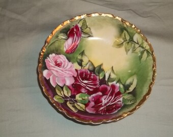Rosenthal Hand Painted China Bowl
