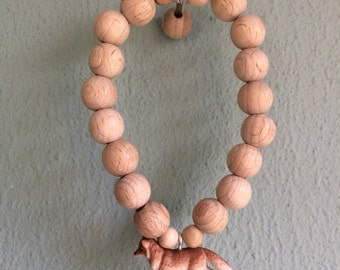 Fox bracelet for a foxy lady