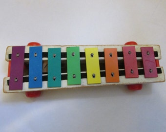 1964 Fisher Price Pull-A-Tune