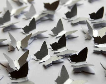 3D  Butterfly Table Party Confetti