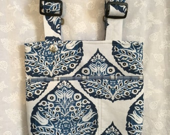 Bags, Wheelchair Bag, walker bag, tote, tote bag, bags and purses, bag with pockets, handmade wheelchair bag