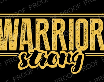 CLEARANCE***Ready to Ship/Deliver -- OG Warrior Strong Design Tees & Sweats (limited sizes and quantities)