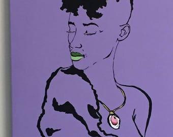 Purple is Grace