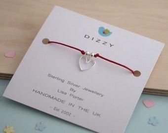 Open Your heart Bracelet
