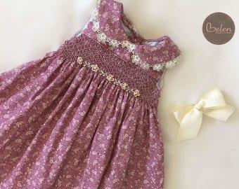 Charlotte Smock Dress
