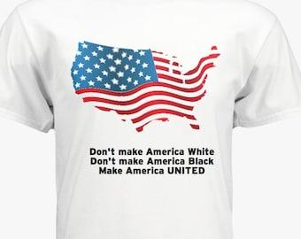 Make America United T-shirt