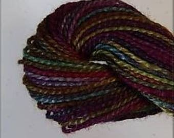 41409Caron Collection Wildflowers, color 070 Cranberry