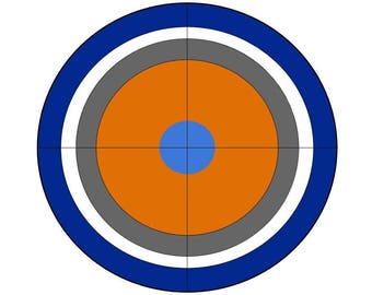 Amazing image regarding nerf targets printable