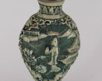 Snuff bottle from approx. 1920