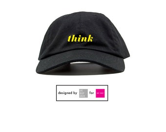 "The ""thinking cap"" by LiveSleepCreate for BAD HABIT"