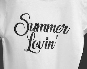 Summer Lovin' tee shirt
