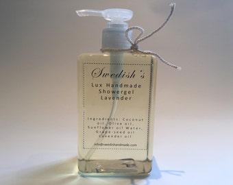 Lux Handmade Shower gel