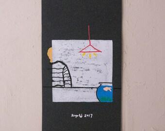 Danio Rerio [Oil Based on Jessup by LINGO]
