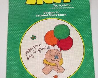 Ziggy Cross Stitch Booklet