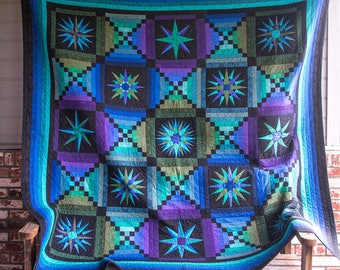 Moonglow Modern Quilt