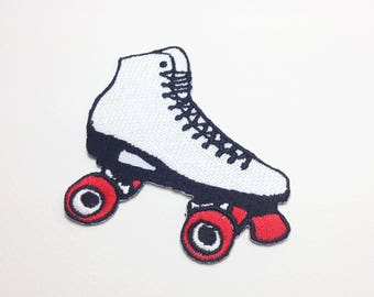 Skate patch Roller skate iron on patch