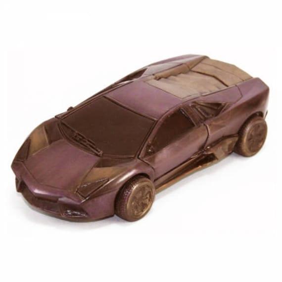 Description. Chocolate Lamborghini Art Lambo Car ...