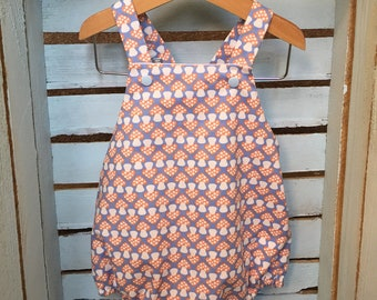 Toadstool Romper - 9-12months