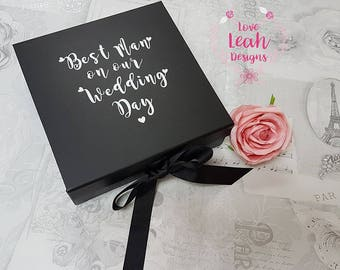 Best Man Box - Large