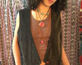 Vintage Hippie Vest